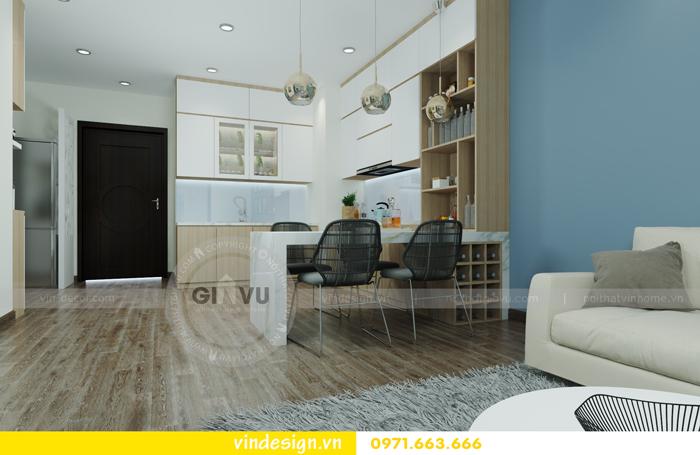 thiết kế nội thất căn hộ d capitale vinhomes trần duy hưng 02