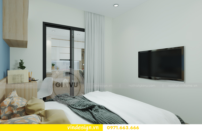 thiết kế nội thất căn hộ d capitale vinhomes trần duy hưng 05
