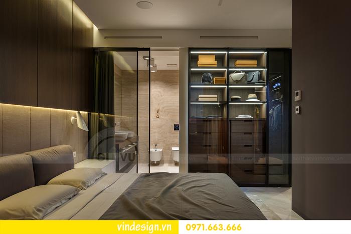 Thiết kế nội thất căn hộ Vinhomes Trần Duy Hưng 09