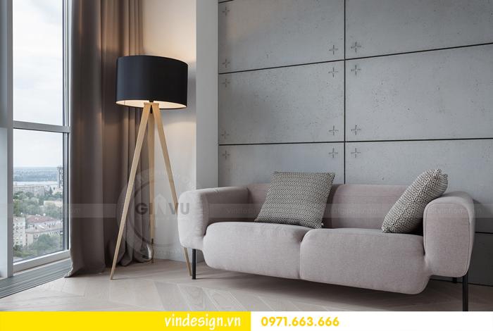 Thiết kế nội thất căn hộ Vinhomes Trần Duy Hưng 15