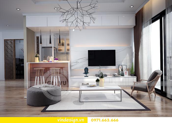 thiết kế nội thất chung cư d capitale tòa c1 01