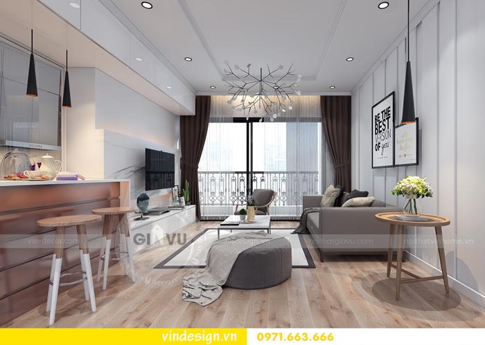 thiết kế nội thất chung cư d capitale tòa c1 02