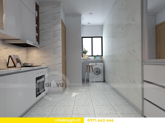 thiết kế nội thất chung cư d capitale tòa c1 05