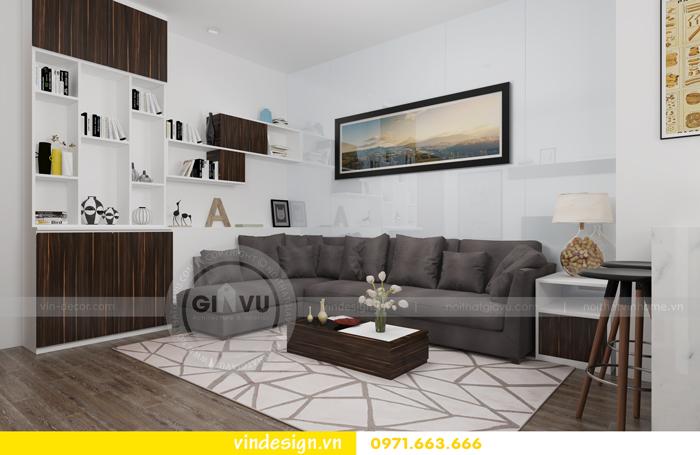 thiết kế nội thất chung cư d capitale tòa c7 02
