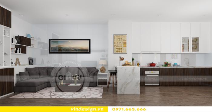 thiết kế nội thất chung cư d capitale tòa c7 05