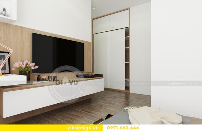 thiết kế nội thất chung cư 3 phòng ngủ đẹp tại vinhomes d capitale 05