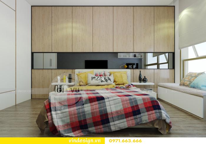 thiết kế nội thất chung cư 3 phòng ngủ đẹp tại vinhomes d capitale 10