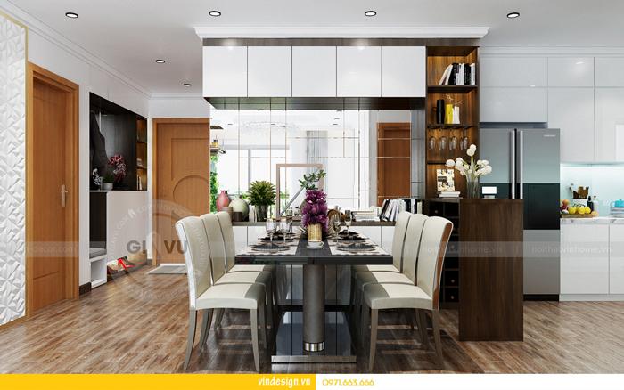 thiết kế nội thất chung cư gardenia tòa A3 04