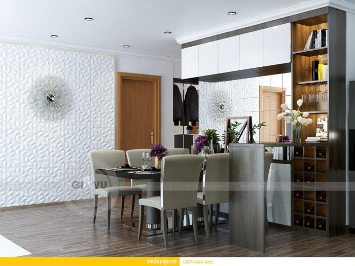 thiết kế nội thất chung cư gardenia tòa A3 05