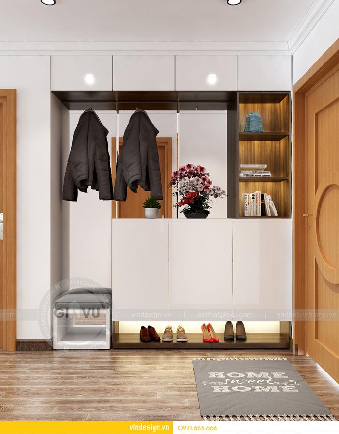 thiết kế nội thất chung cư gardenia tòa A3 06