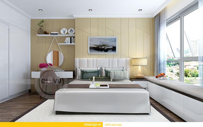 thiết kế nội thất chung cư gardenia tòa A3 08