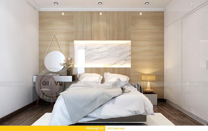 thiết kế nội thất chung cư gardenia tòa A3 10