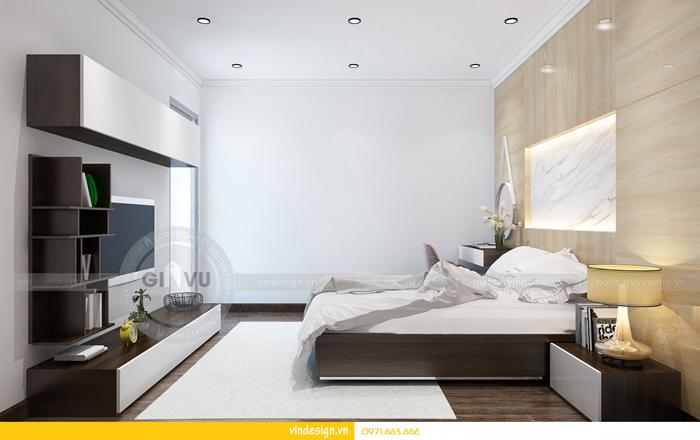 thiết kế nội thất chung cư gardenia tòa A3 11