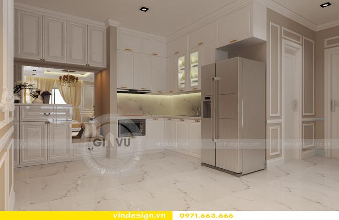 thiết kế nội thất chung cư d capitale tòa C2 03