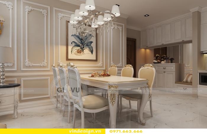 thiết kế nội thất chung cư d capitale tòa C2 04