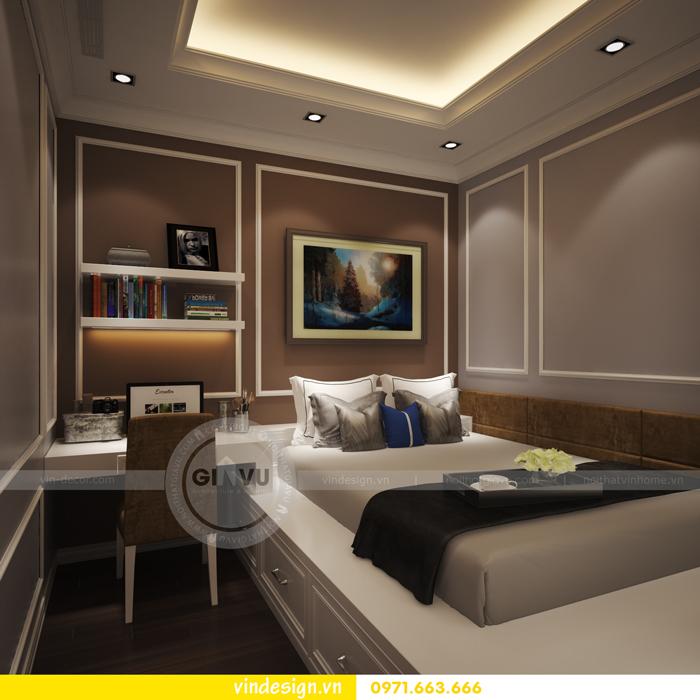 thiết kế nội thất chung cư d capitale tòa C2 07