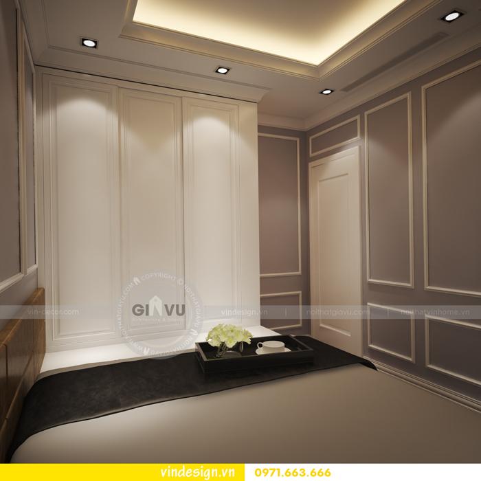thiết kế nội thất chung cư d capitale tòa C2 08