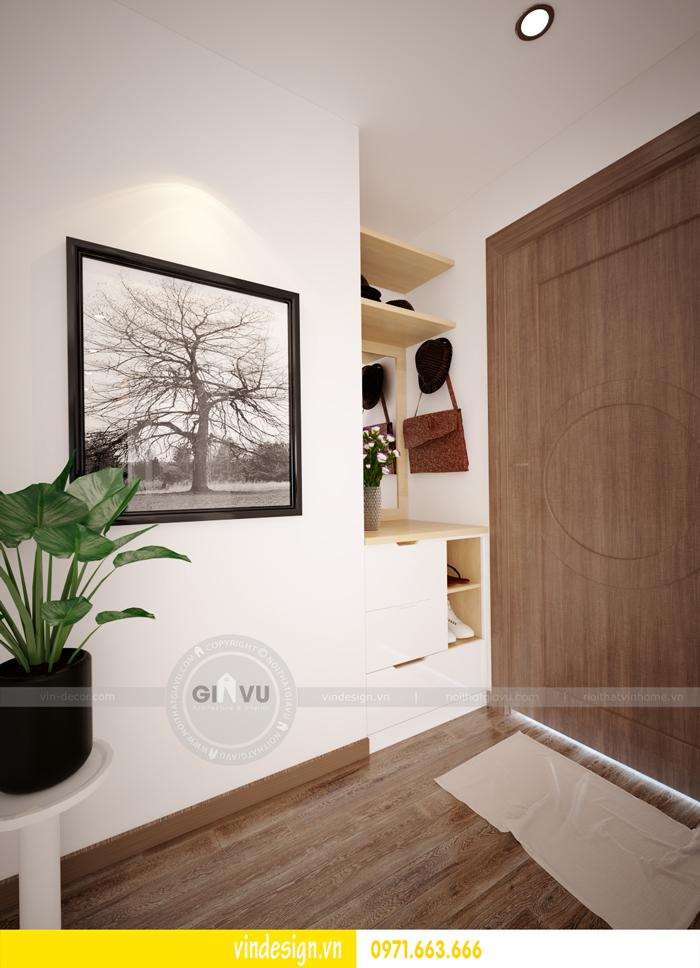 thiết kế nội thất chung cư d capitale tòa C3 03