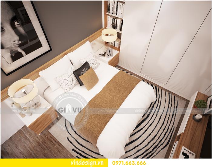 thiết kế nội thất chung cư d capitale tòa C3 07