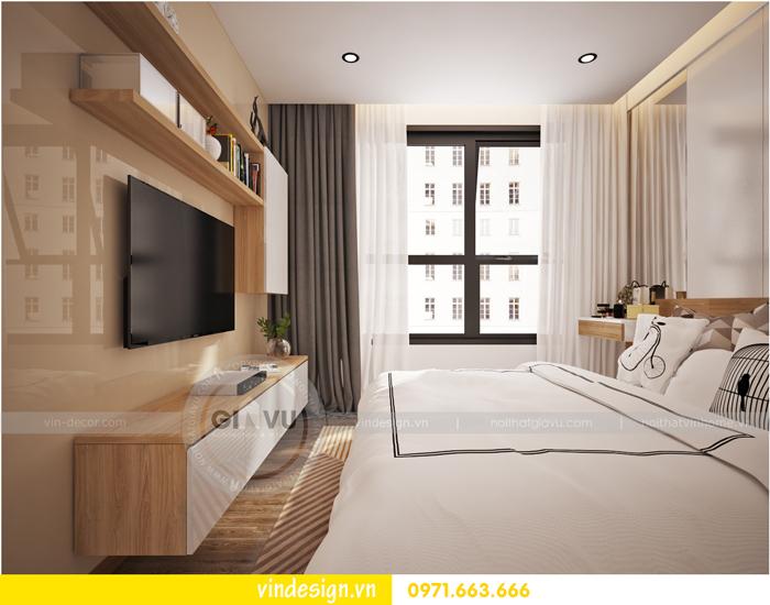 thiết kế nội thất chung cư d capitale tòa C3 08