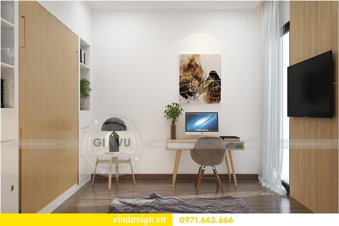 thiết kế nội thất chung cư d capitale tòa C3 10