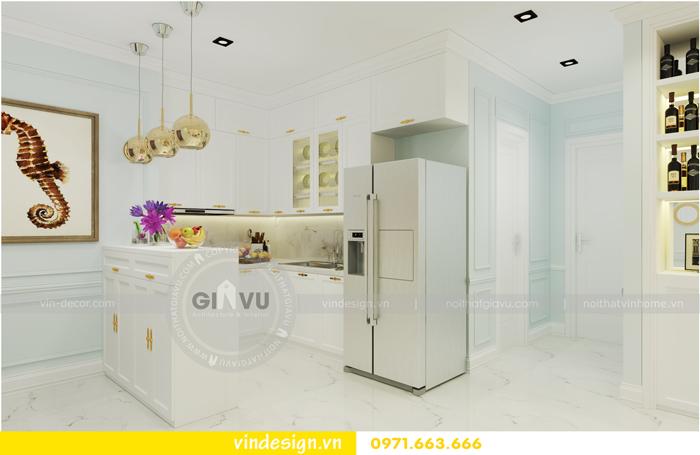 thiết kế nội thất chung cư d capitale tòa c6 05