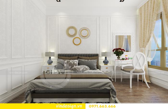thiết kế nội thất chung cư d capitale tòa c6 07