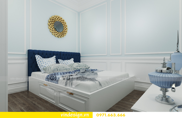 thiết kế nội thất chung cư d capitale tòa c6 10