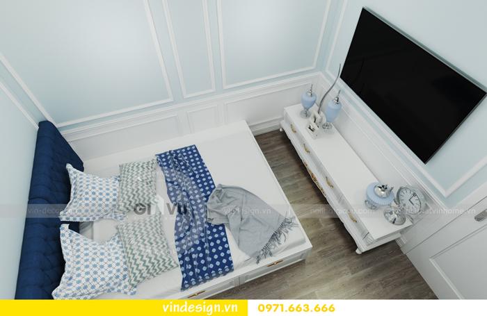 thiết kế nội thất chung cư d capitale tòa c6 11