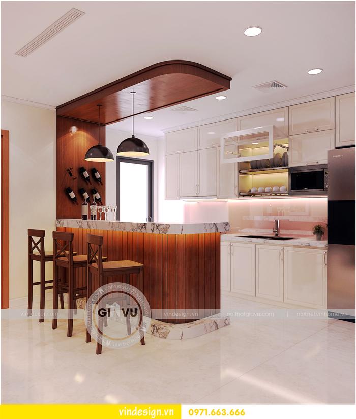 thiết kế nội thất chung cư gardenia mỹ đình 04