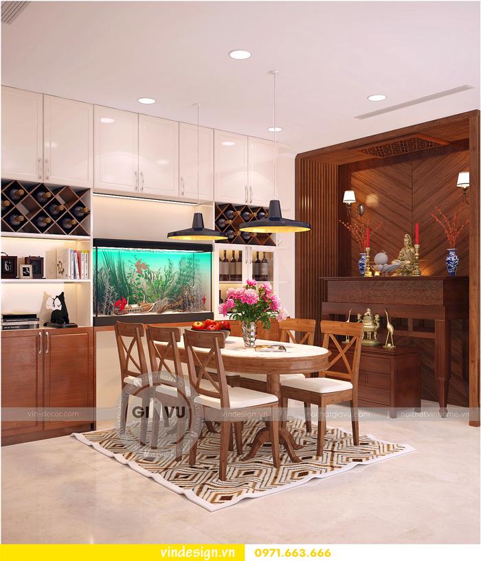 thiết kế nội thất chung cư gardenia mỹ đình 05
