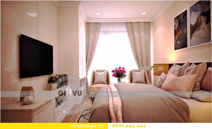thiết kế nội thất chung cư gardenia mỹ đình 09