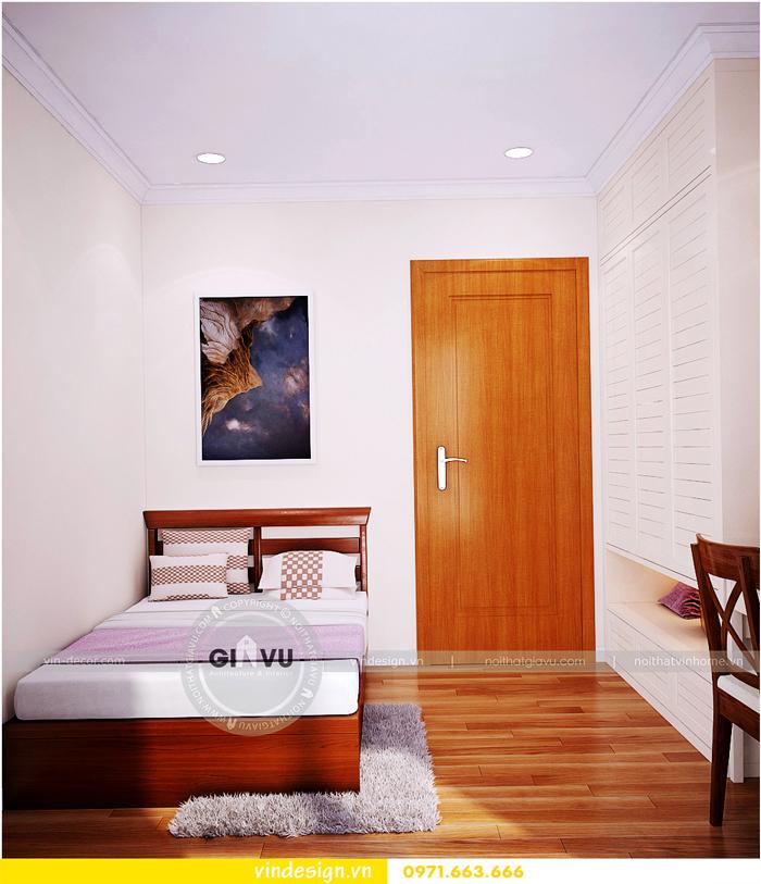 thiết kế nội thất chung cư gardenia mỹ đình 12