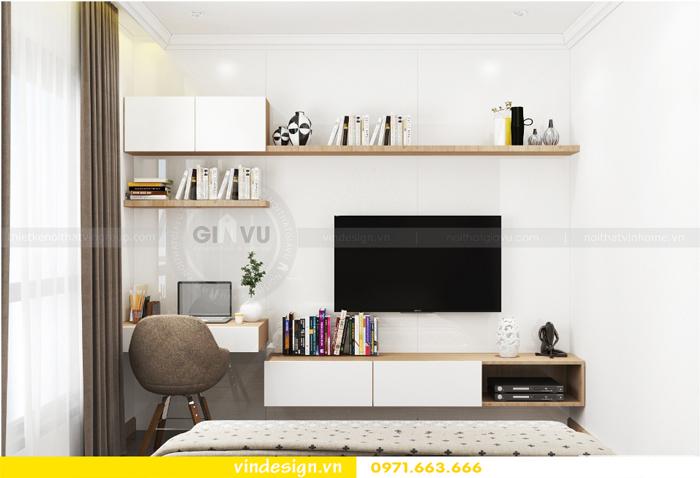 thiết kế nội thất chung cư gardenia mỹ đình 16