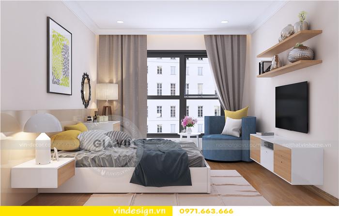 thiết kế nội thất chung cư Gardenia tòa A1 05