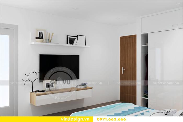 thiết kế nội thất chung cư Gardenia tòa A1 11