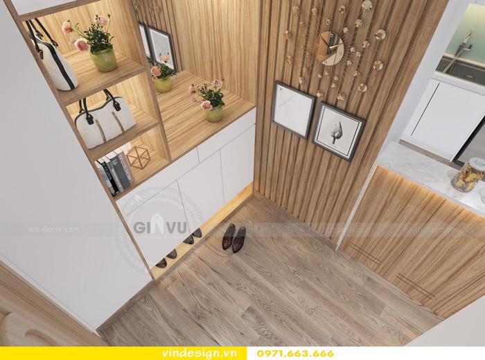 thiết kế nội thất chung cư gardenia tòa A2 01