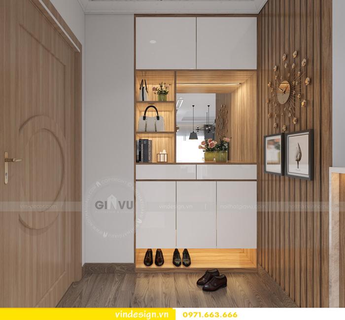 thiết kế nội thất chung cư gardenia tòa A2 02