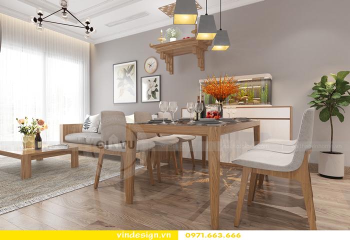 thiết kế nội thất chung cư gardenia tòa A2 08