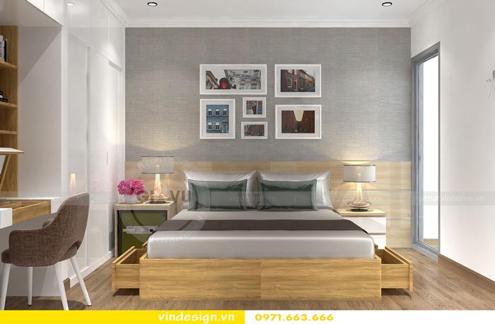 thiết kế nội thất chung cư gardenia tòa A2 11