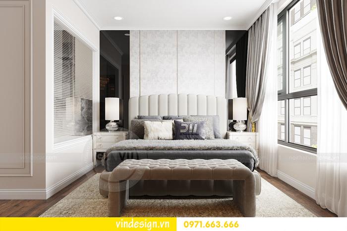 Thiết kế nội thất chung cư Vinhomes Dcapitale sang trọng lịch lãm 05