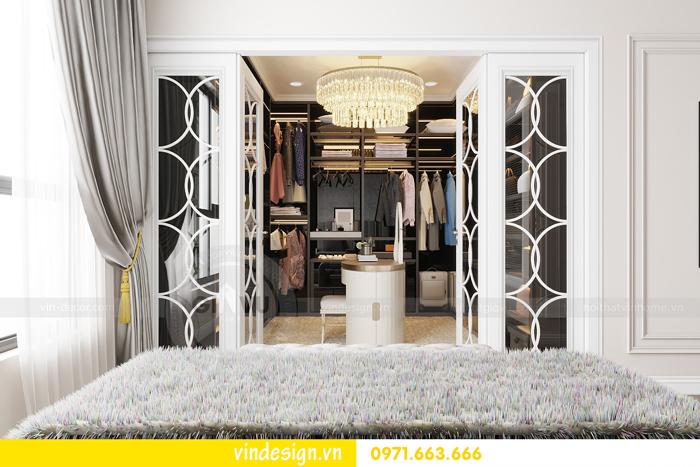 Thiết kế nội thất chung cư Vinhomes Dcapitale sang trọng lịch lãm 06