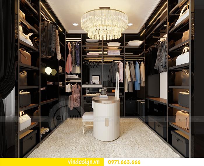 Thiết kế nội thất chung cư Vinhomes Dcapitale sang trọng lịch lãm 10
