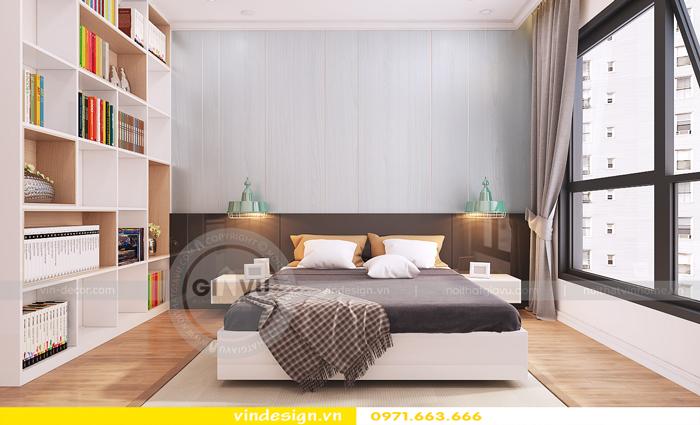 thiết kế nội thất chung cư Vinhomes Gardenia Mỹ Đình 07