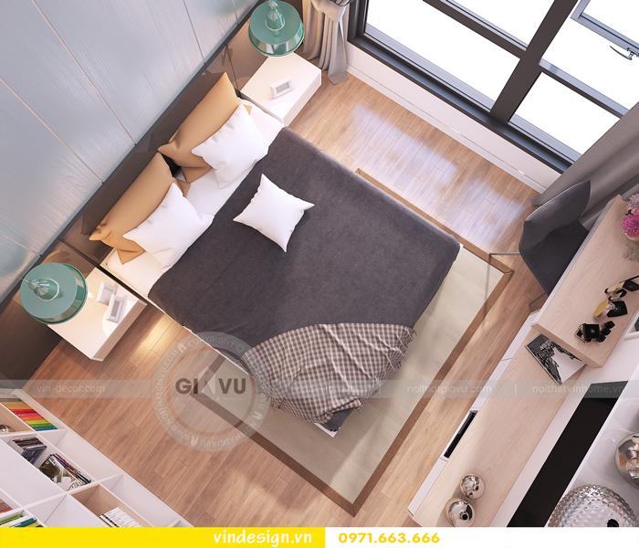 thiết kế nội thất chung cư Vinhomes Gardenia Mỹ Đình 08