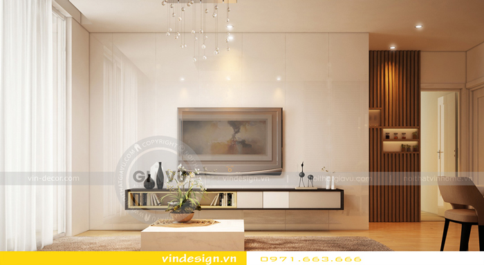 thiết kế nội thất gardenia tòa a1 01