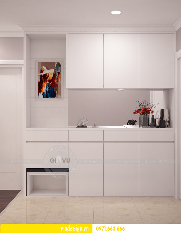 thiết kế nội thất vinhomes Gardenia Cầu Diễn 0