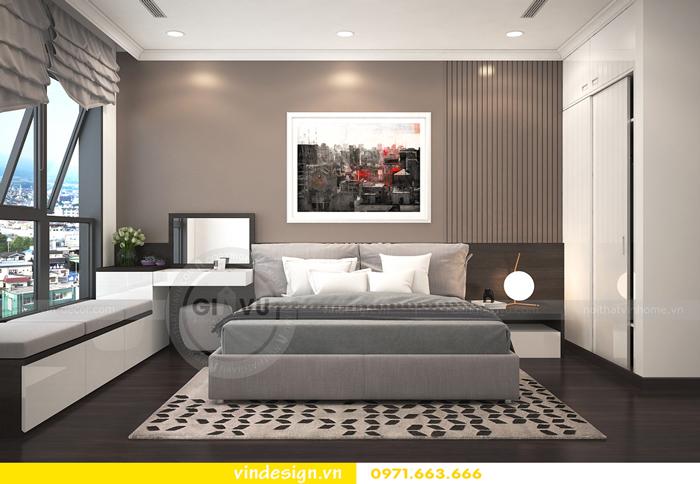 thiết kế nội thất vinhomes Gardenia Cầu Diễn 04