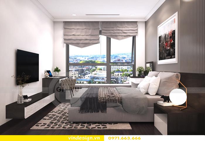 thiết kế nội thất vinhomes Gardenia Cầu Diễn 05