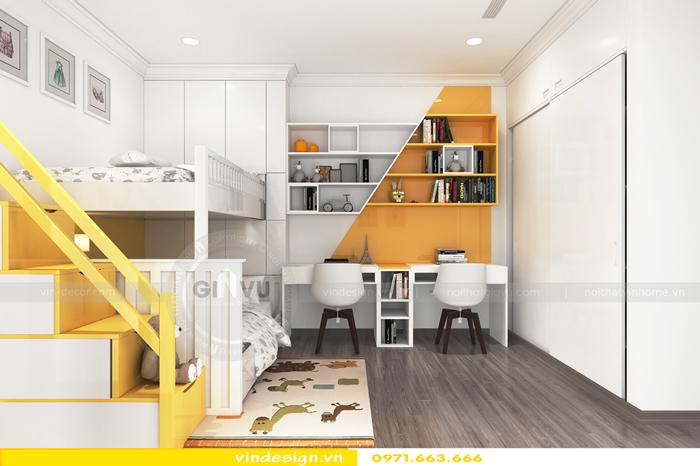 thiết kế nội thất vinhomes Gardenia Cầu Diễn 06